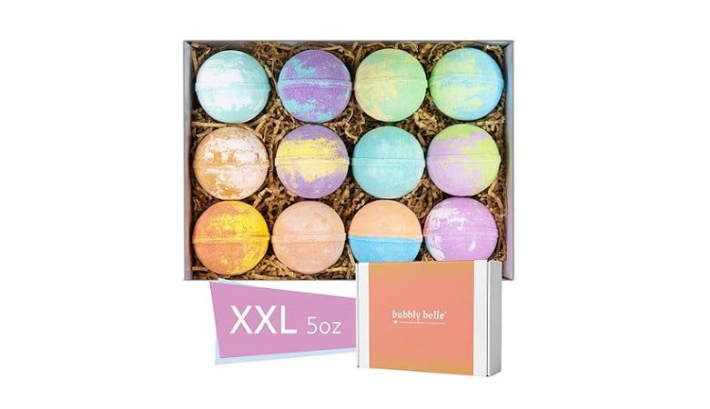 Bubbly Belle Bath Bombs Gift Set