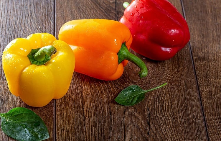Bell Peppers (Red, Green, Yellow)