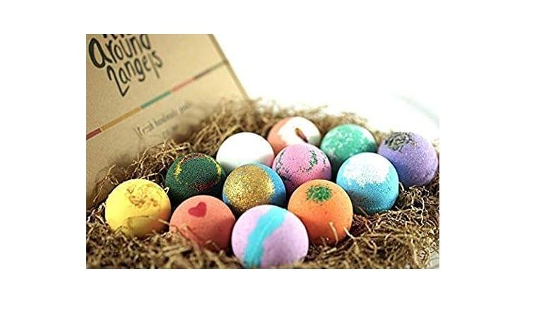 LifeAround2Angels Bath Bomb Gift Set