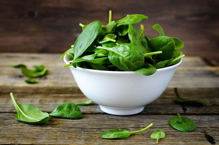 Spinach (and Other Greens)