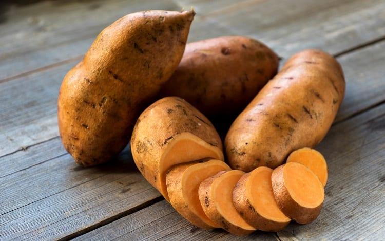 Plenty of Sweet Potatoes