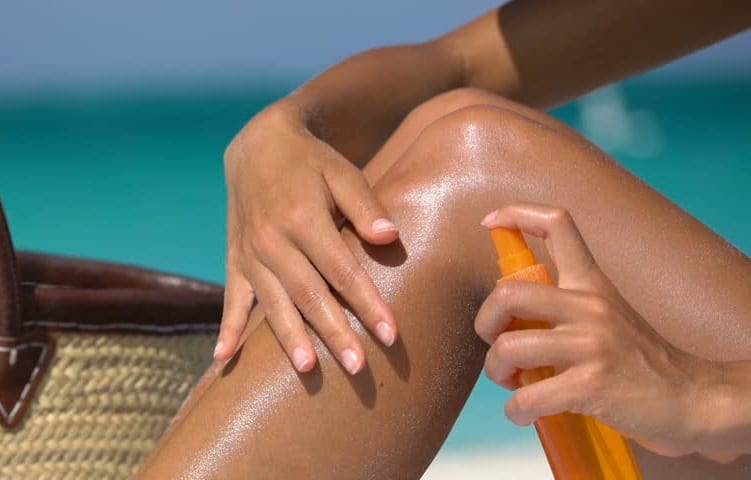 Pay Attention to Your Tanning Oil