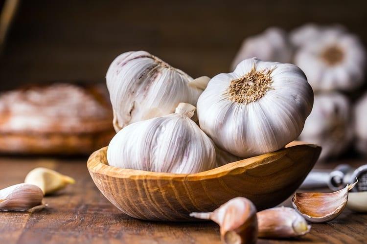 Garlic (and More Garlic)