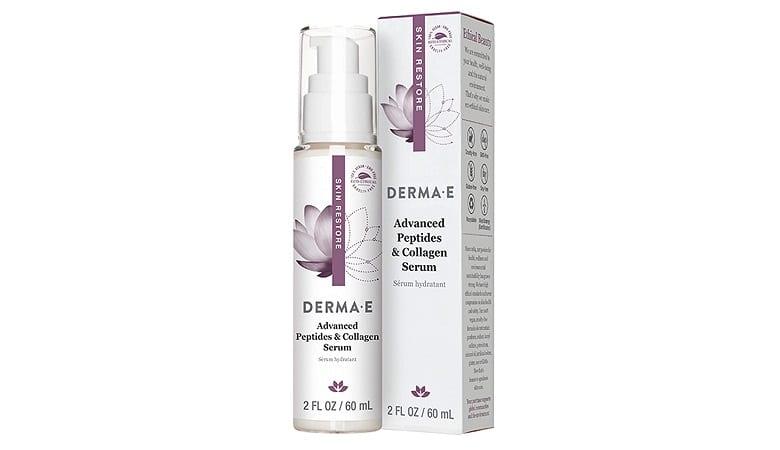 Derma-E Advanced Peptides and Collagen Serum