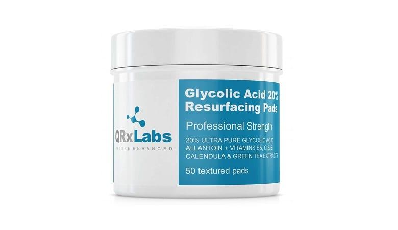 GRxLabs Glycolic Acid 20% Resurfacing Pads