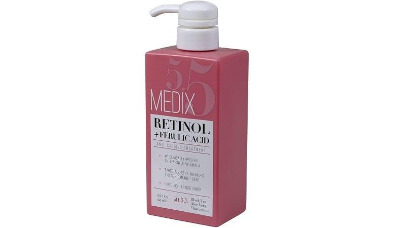 Medix 5.5 Retinol Cream with Ferulic Acid