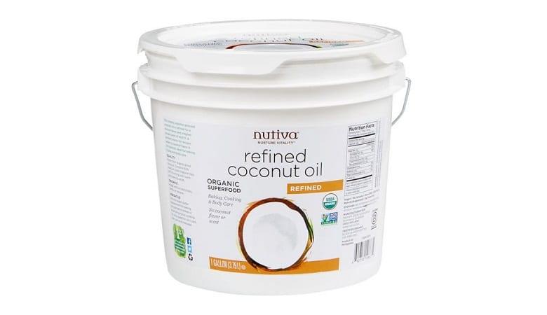 Nutiva Refined Coconut Oil