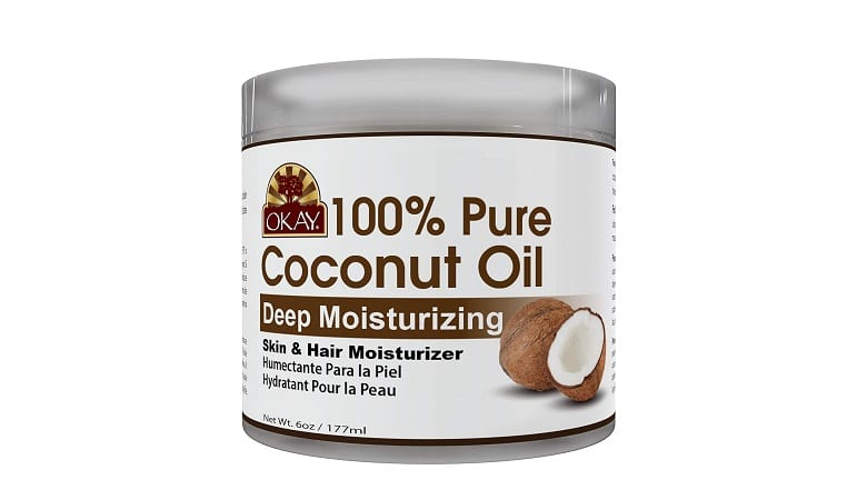 Okay Brand 100% Pure Coconut Oil
