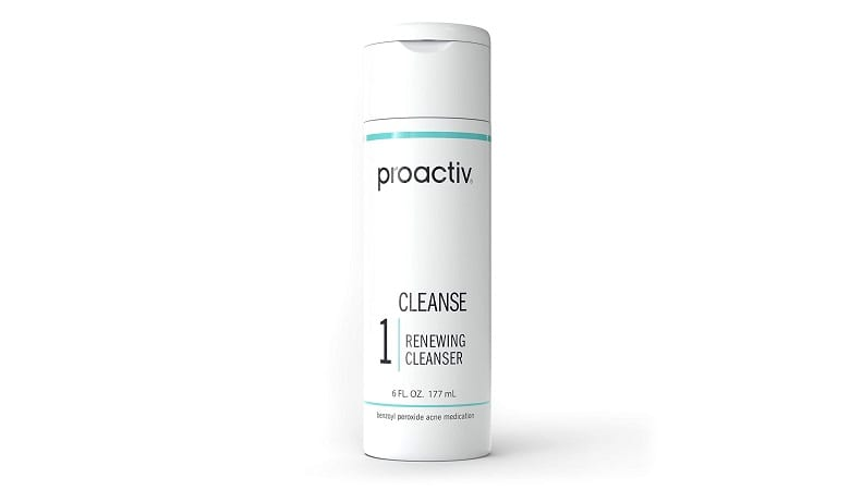 Proactiv Acne Cleanser Face Wash and Acne Treatment