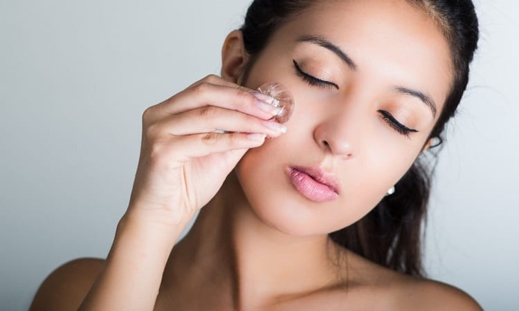 CAN I USE COPPER PEPTIDE SERUM UNDERNEATH MY EYES?